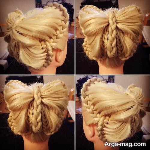 آرایش موی پروانه ای
