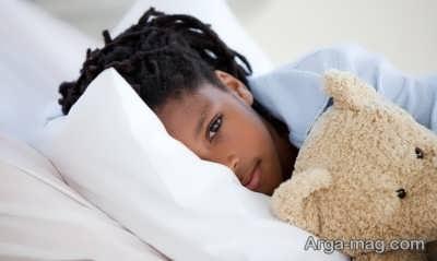 دلایل شب بیداری کودکان