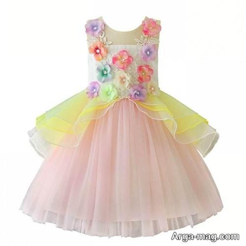 مدل لباس کودک دخترانه