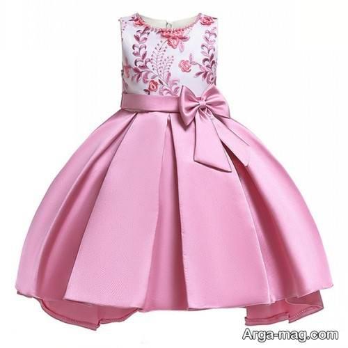 لباس عروسکی بچه گانه