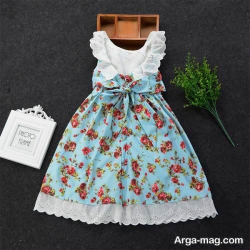 لباس طرح دار برای کودک