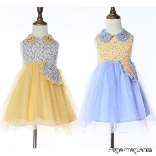 مدل لباس بچه گانه دخترانه