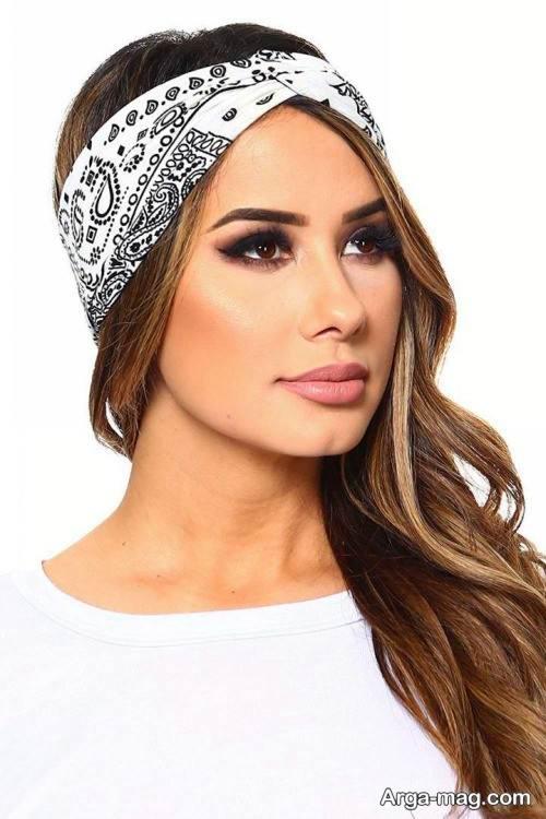 دستمال سر زنانه