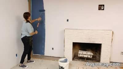 ترفند های نقاشی ساختمان