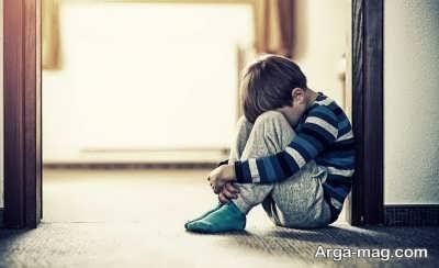 از عوارض بی توجهی به کودکان