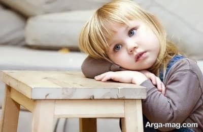 عوارض بی توجهی به کودک