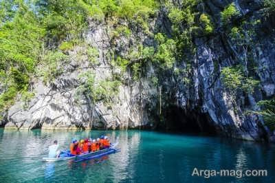 بازدید از پارک ملی فیلیپین