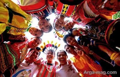 مطالعه فرهنگ مردم فیلیپین