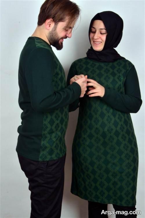 ست لباس برای زوجین