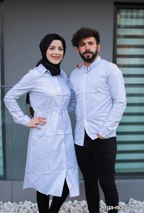 ست لباس برای زن و شوهر
