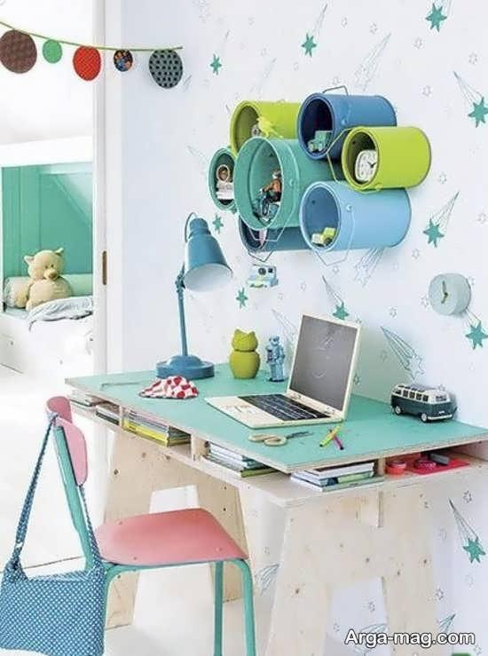 دیزاین جذاب میز تحریر