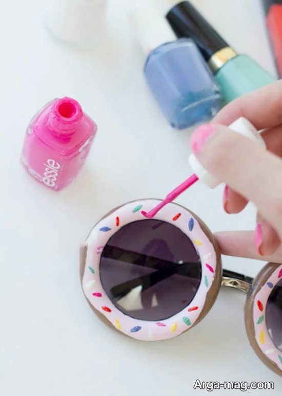 تزیینات عینک با ایده های خلاقانه