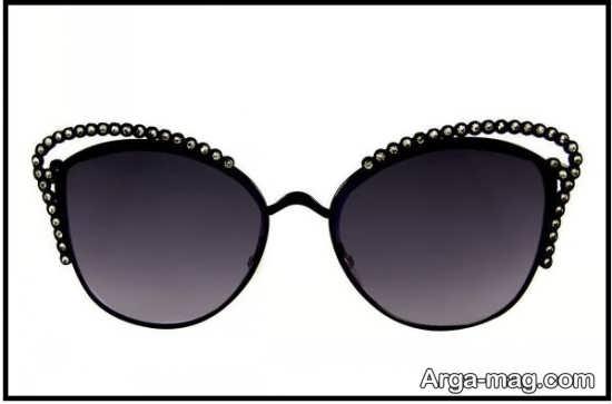 مدل های زیبا برای تزیینات عینک