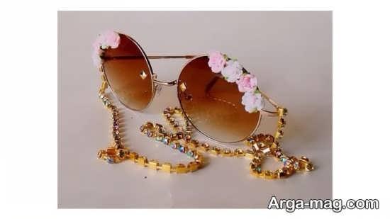 عینک آفتابی دیزاین شده