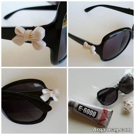 تزیینات عینک
