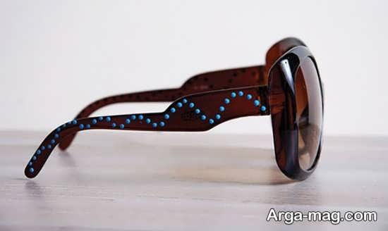 تزیینات عینک با ایده های زیبا و شیک
