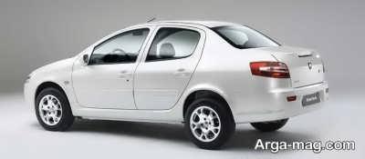 خودرو رانا بر پایه پلتفرم پژو 206صندوقدار