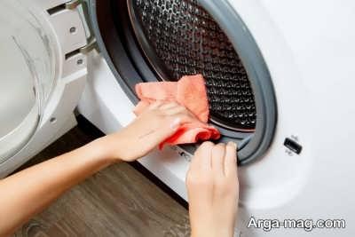 علت بوی بد لباسشویی