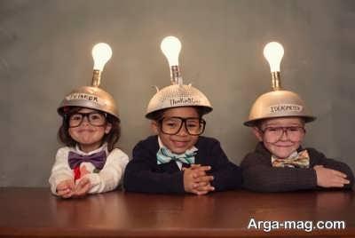 آشنایی با اعمال تقیویت خلاقیت کودکان