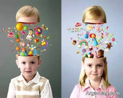 تقویت خلاقیت کودکان چگونه است؟