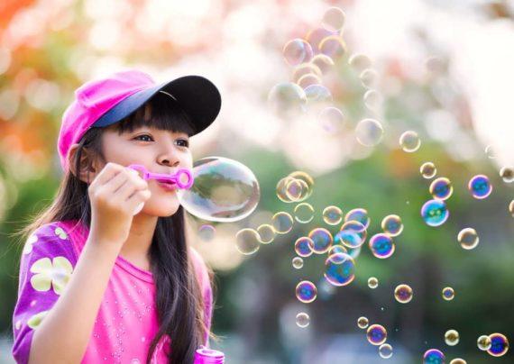 تقویت خلاقیت کودکان