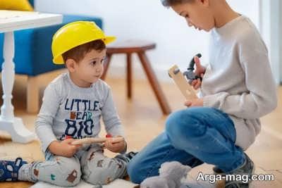 ذدوستان خیالی کودک در تقویت خلاقیت او