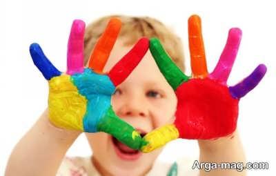 روش های تقویت خلاقیت کودکان