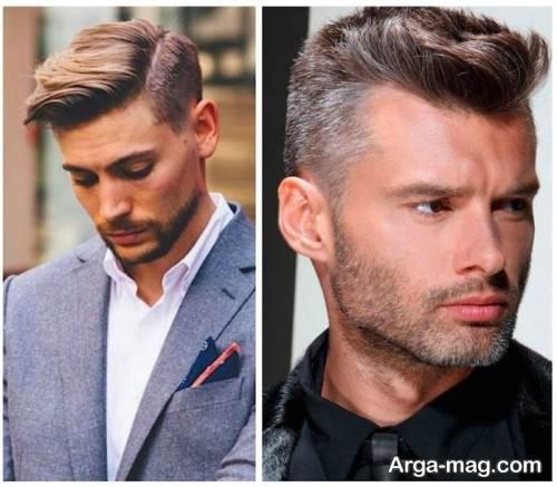 مدل موی مردانه اروپایی