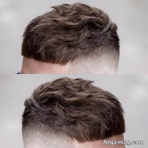 مدل مو اروپایی