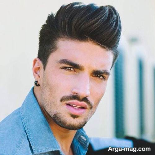 مدل مو زیبا و شیک مردانه
