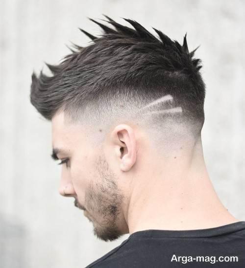 مدل مو کوتاه و جذاب مردانه