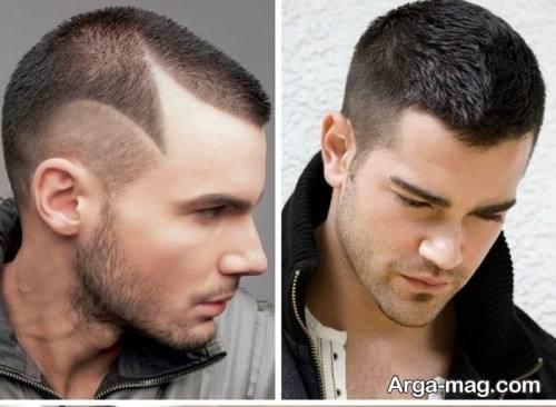 مدل کوتاهی مو مردانه