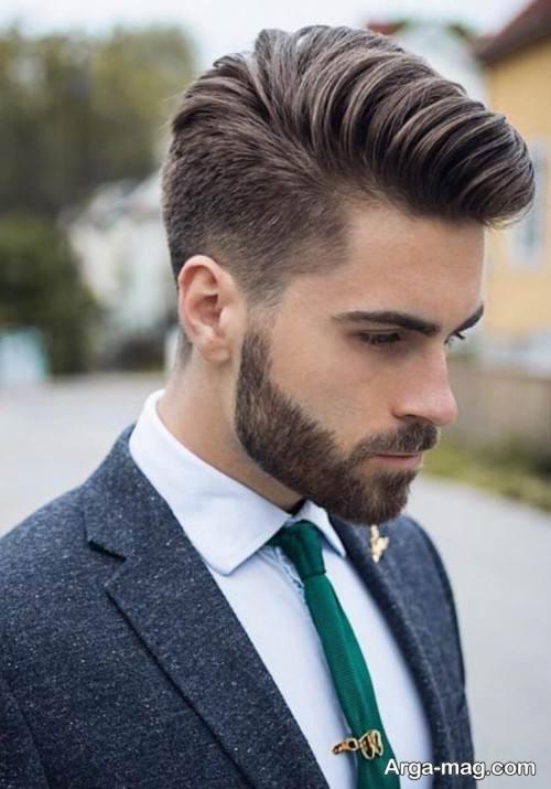 مدل مو مردانه شیک و زیبا