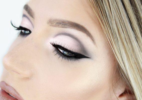 آرایش چشم های خمار