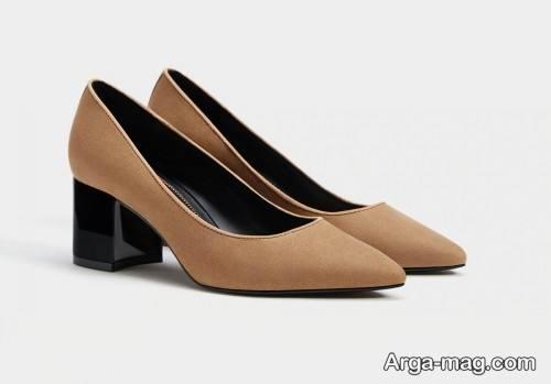 کفش پاشنه دار و زیبا