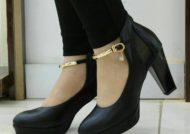 مدل کفش پاشنه پهن