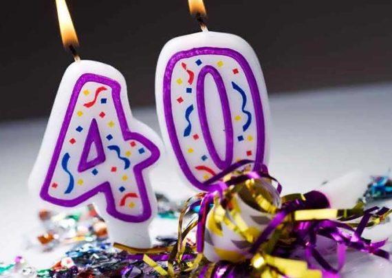 بروز علائم چهل سالگی می تواند برای شما نا خوشایند باشد