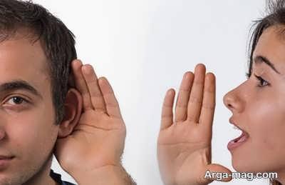 علائم شنونده خوب بودن
