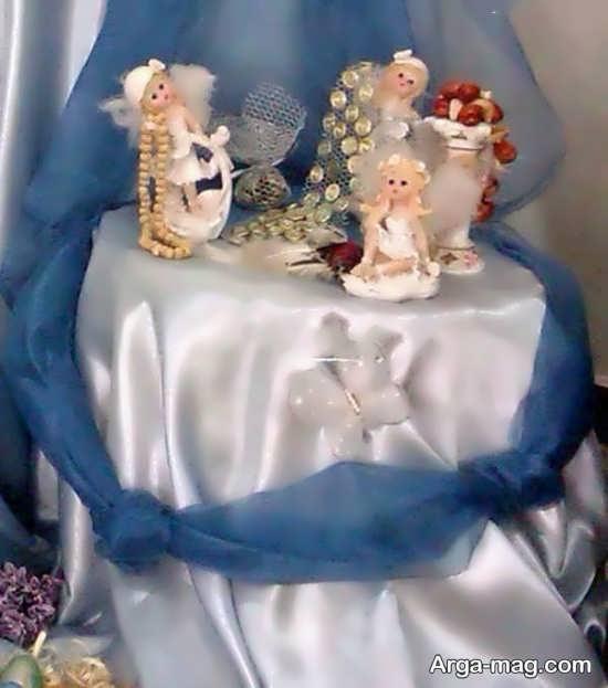 میز هفت سین عروسکی