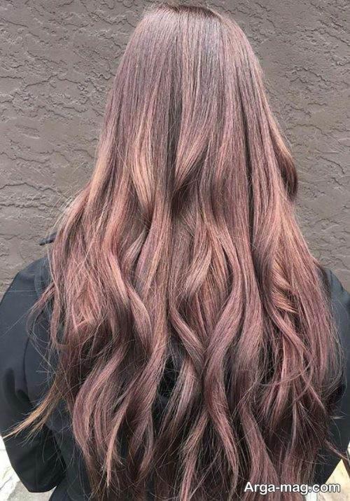 رنگ مو برای سال 99