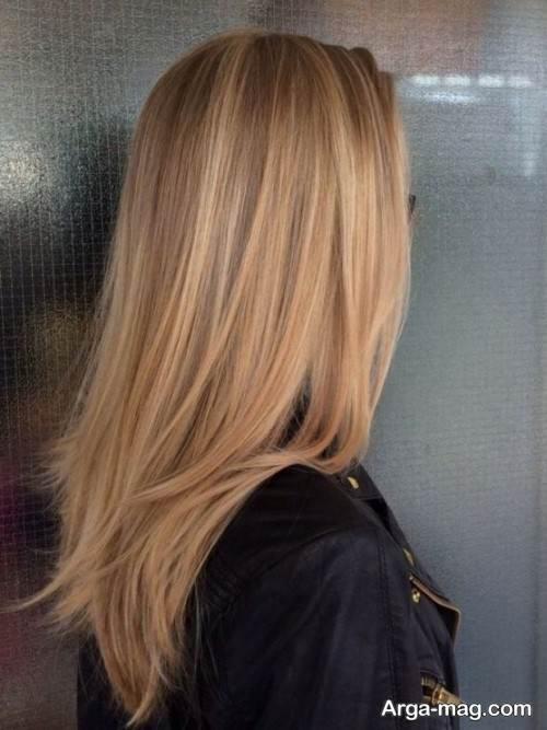 رنگ مو شیک