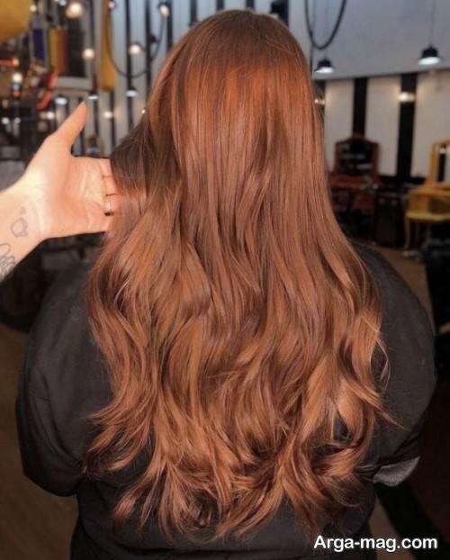 رنگ موی عید 99