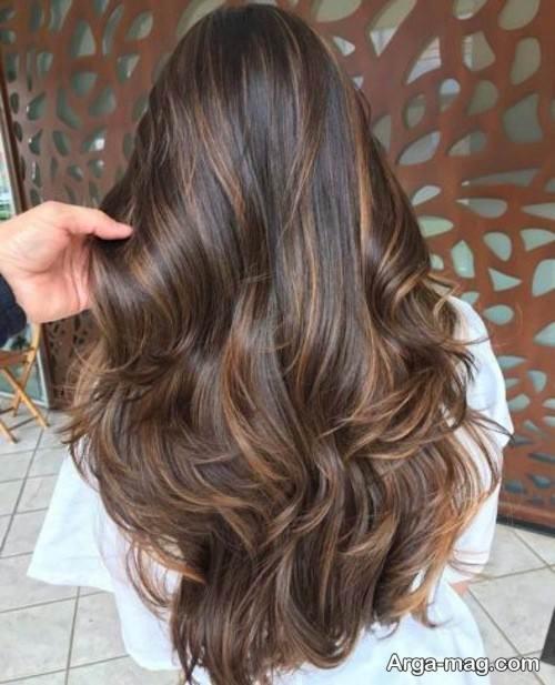 مدل رنگ مو برای عید 99
