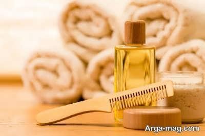 صاف کردن وزی مو