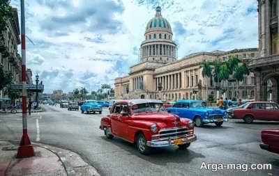 دیدنی های شهر هاوانا