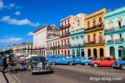 جاهای زیبا و دیدنی در هاوانا