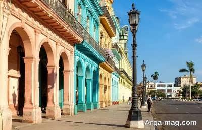 مکان های زیبا و دیدنی در هاوانا