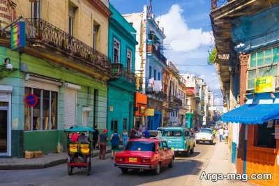 جاهای دیدنی شهر هاوانا