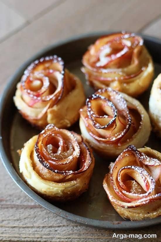 ایده ای شیک و جذاب برای دیزاین شیرینی