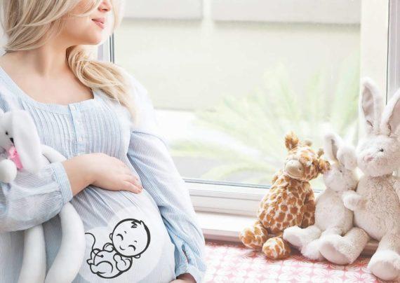 انجام تست بارداری خانگی